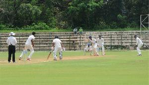 रणजी ट्रॉफी: प्लेट ग्रुप में नागालैंड ने पुडुचेरी से ड्रॉ खेला