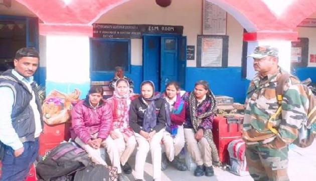 Assam कैंप में उत्तर प्रदेश की पांच लड़कियों का चयन, पीएम-राष्ट्रपति से मिल चुका है सम्मान