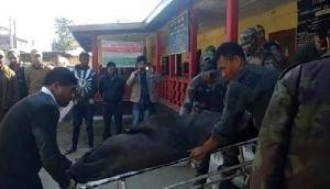 Assam राइफल के जवान ने सर्विस राइफल से खुद को मारी गोली, मौत