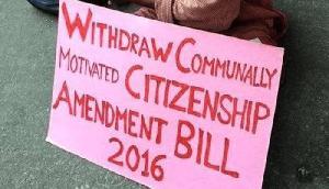 भाजपा के गले की फांस बनता जा रहा है नागरिकता बिल, PRISM ने बुलार्इ सर्वदलीय बैठक