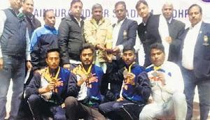 सेपक तकरा टूर्नामेंट: दूसरे स्थान पर रही मणिपुर की टीम