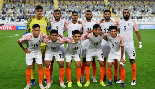 एएफसी एशियन कप: आज यूएई से भिड़ेगी भारतीय फुटबॉल टीम