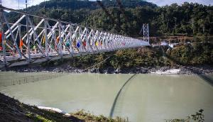 इस राज्य में बना देश का सबसे लंबा केबल पुल, चीन सीमा तक जाना हुआ आसान