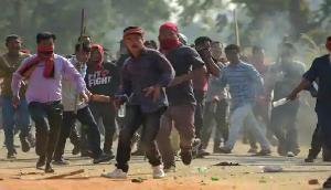पुलिस फायरिंग के बाद मुश्किल में फंसी भाजपा सरकार, अब विरोधी संगठन करेंगे ऐसा काम