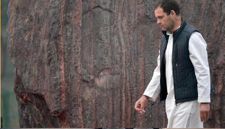 राहुल गांधी पर बड़ा हमला, कांग्रेस गद्दारों की पार्टी, शैतानों का झुंड