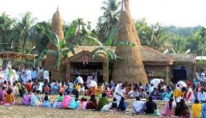 कुछ इस ढंग से असम में मनाया जाता है माघ बिहू