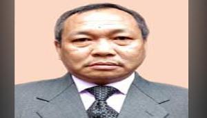 रसिक मोहन चकमा बने जिला परिषद के नए मुख्य कार्यकारी अध्यक्ष