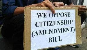 नागरिकता बिल के विरोध में किया गणतंत्र दिवस के बहिष्कार का एेलान