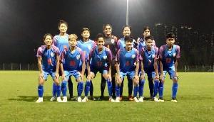 भारतीय महिलाओं ने हांगकांग पर दर्ज की लगातार दूसरी जीत