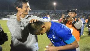 पद्मश्री सम्मान पाने वाले छठे फुटबॉलर छेत्री के बारे में भूटिया ने कहा...