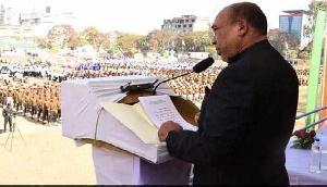 एन बीरेन सिंह ने की मणिपुर अर्थव्यवस्था में सुधार की घोषणा