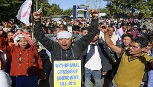 नागरिकता विधेयक को लेकर मणिपुर में जनजीवन प्रभावित
