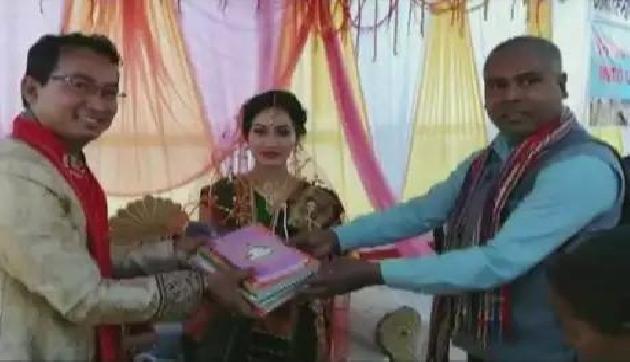 एक अनोखी शादी, जहां मेहमानों ने दिए ऐसे गिफ्ट की उड़ जाएंगे आपके होश