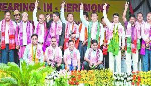 बीटीसी में अगली सरकार यूपीपीएल की होगी: नार्जारी