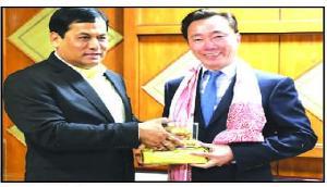 वियतनाम के राजदूत से मुख्यमंत्री की मुलाकात, इन विषयों पर हुई चर्चा
