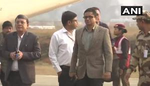 शिलॉन्ग पहुंचे कोलकाता के पुलिस कमिश्नर राजीव कुमार, CBI करेगी पूछताछ