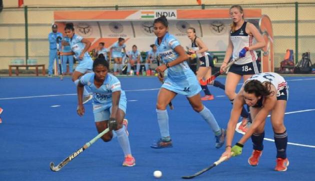 हॉकी: फ्रांस 'ए' से हारी भारत 'ए' महिला टीम