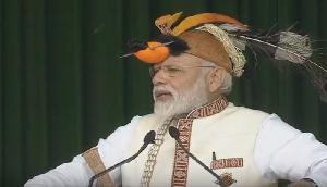 मोदी ने पूर्वोत्तर को समर्पित किया अरुण प्रभा चैनल, कहा-'अरुणाचल की संस्कृति को मिलेगा बढ़ावा'