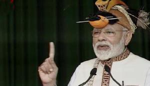 कांग्रेस पर बरसे पीएम मोदी, कहा-भारत माता की जय बोलने वालों को देंगे नागरिकता