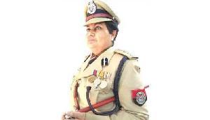 असम पुलिस की प्रथम महिला डीआईजी बनीं वायलेट बरुवा