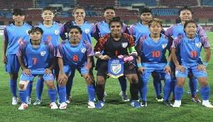 महिला फुटबॉल: भारत ने गोल्ड कप के पहले मैच में ईरान को हराया