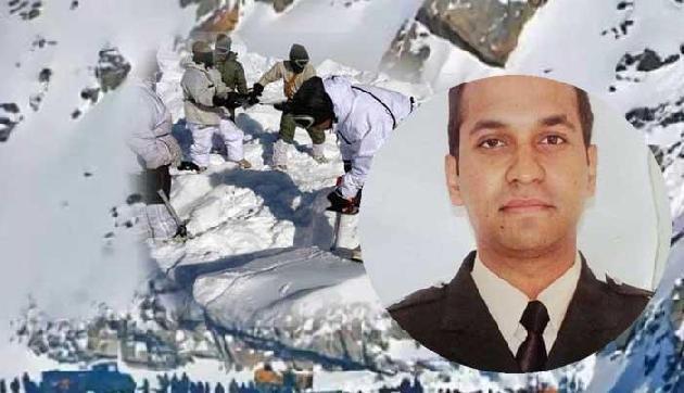 उत्तरी सिक्किम में भारी हिमस्खलन, बर्फ में दबने से मेजर शहीद