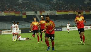 हीरो आई लीग: ईस्ट बंगाल ने लाजोंग को 5-0 से पीटा