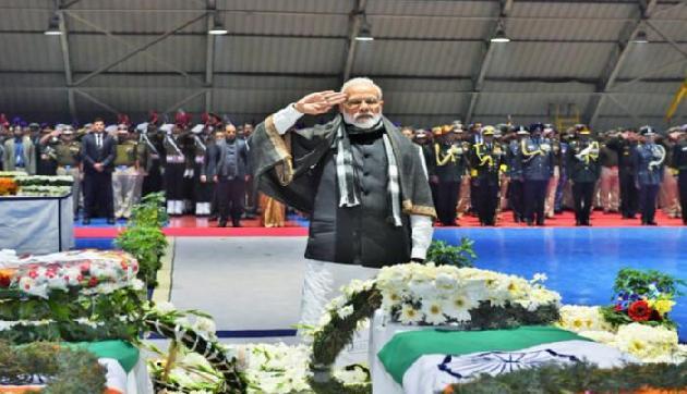 इस कांग्रेसी ने लगाई है प्रधानमंत्री से गुहार, पुलवामा हमले को लेकर की ये मांग