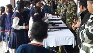पूर्वोत्तर के बीएसएफ स्कूल के 24 बच्चे जाएंगे बंगलादेश