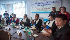 अरुणाचल प्रदेश के मुख्यमंत्री पेमा खांडू ने विधायकों को दी यह सलाह