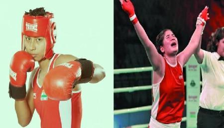 असम की बॉक्सर लवनीना बोरगोहेन ने जीता ब्रॉन्ज मेडल