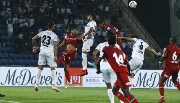 आईएसएल-5: रोमांचक मुकाबले में पुणे सिटी ने हाईलैंडर्स को 1-1 से ड्रा पर रोका