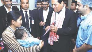 असम में बनने जा रहा है अंतर्राष्ट्रीय स्तर का क्लेफ्ट केयर सेंटर