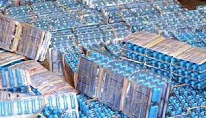 असम राइफल्स की बड़ी कामयाबी, मणिपुर में 14.58 करोड़ की नशीली दवाएं जब्त