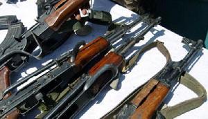 नागालैंड से तस्करी होकर झारखंड के उग्रवादियों के पास पहुच रहे हैं आधुनिक हथियार
