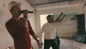 रोंगीन: रैप से उग्रवाद को तमाचा