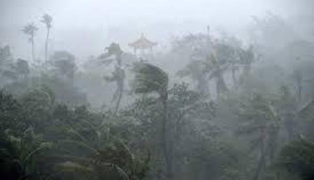 सावधान, अगले 24 घंटे के दौरान तेज हवा के साथ बारिश और ओलावृष्टि का अनुमान