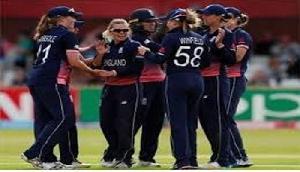 भारत से भिड़ंत को इंग्लैंड की टीम पहुुंची गुवाहाटी