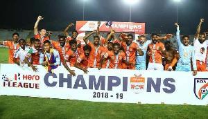 चेन्नई सिटी ने पहली बार जीता आई लीग खिताब, ये खिलाड़ी रहा मैच का हीरो