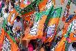 कांग्रेस को छोड़ बीजेपी में शामिल कई नेता, कांग्रेस को बड़ा झटका