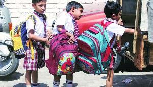 बच्चों को भारी बस्तों से मिलेगी छुट्टी, सरकार ने उठाया ये बड़ा कदम