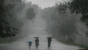 कई राज्यों में बारिश के आसार, मौसम विभाग ने जारी की चेतावनी