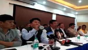 एक और राज्य से बीजेपी के लिए आई बुरी खबर, 8 मंत्रियों और विधायकों का पार्टी से इस्तीफा