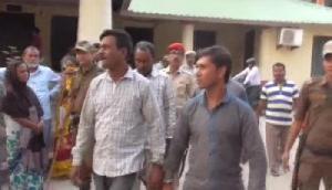 भाजपा नेता की हत्या के संबंध में पुलिस ने इन लोगों को हिरासत में लिया