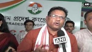 कांग्रेस के इस नेता ने कही बड़ी बात, भाजपा को दी चुनौती