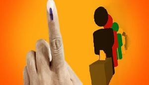 लोकसभा चुनाव 2019: 542 सीटों के लिए वोटिंग संपन्न, देश को 23 का बेसब्री से इंतजार