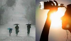 अगले 24 घंटों में लू के कहर से राहत दिलाएगी झमाझम बारिश