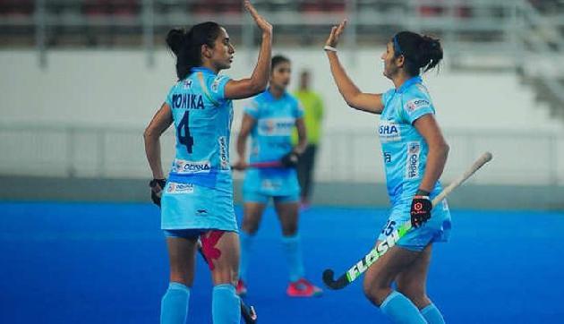महिला हॉकी: भारत ने मलेशिया को 4-4 से ड्रॉ पर रोका