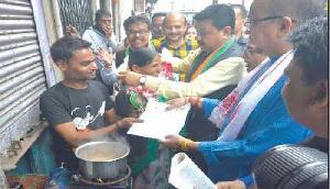 भाजपा ने कुछ इस तरह किया चुनाव प्रचार, जानिए इसके बारे में
