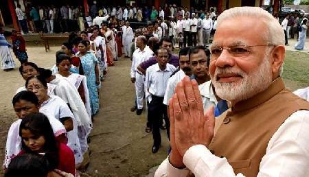 इस राज्य की 14 में से 9 सीट पर भाजपा की जीत, गठबंधन साथी को भी मिली एक सीट